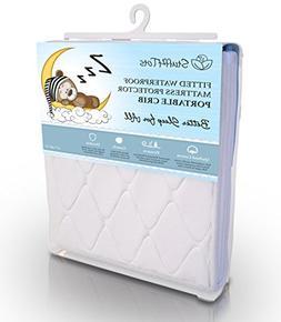 Stuff4tots Playard Mattress Protector Pad. Waterproof Mini-C