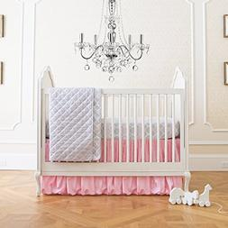 Summer Infant 4 Piece Classic Bedding Set with Adjustable Cr