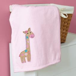 Summer Infant Fleece Blanket, Pretty Pals