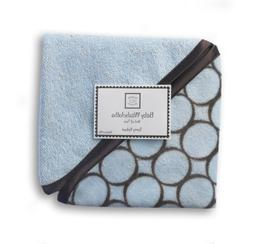 SwaddleDesigns Cotton Terry Velour Baby Washcloths, Set of 2