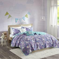 Urban Habitat Kids Lola Twin/Twin XL Bedding for Girls Quilt