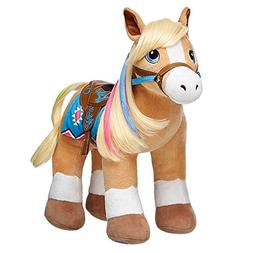 Build-a-Bear Workshop Horses & Hearts Riding Club Gentle Pal