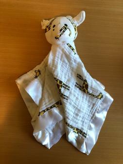 Aden + Anais Giraffe Lovey Security Blanket Musy Mate silky