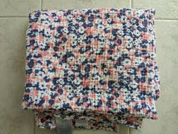 Aden + Anais White Label 100% Cotton Muslin Swaddle Blanket
