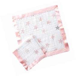 aden by + anais issie security blanket, 100% cotton muslin,