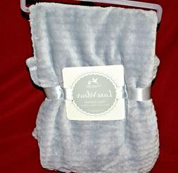 "Adirondack Baby Blanket Luxe Velour Super Soft 30"" x 40"" Inf"