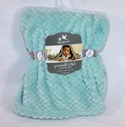 """Adirondack Baby Blanket Soft Shimmery Super Soft 30"""" x 40"""" I"""