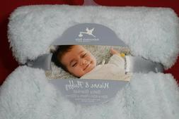 "Adirondack Baby Blanket Warm & Fluffy Super Soft 30"" x 40"" L"