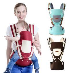 Adjustable Newborn Infant Baby Carrier Breathable Ergonomic