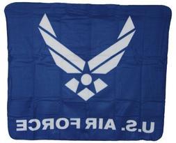 US Air Force Deluxe Polar Fleece Blanket