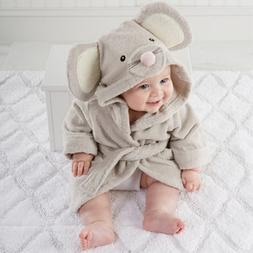 Animal <font><b>Baby</b></font> Bath Towels Newborn Hooded T