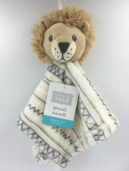 Hudson Baby Animal Friend Plushy Security Blanket, Lion, One