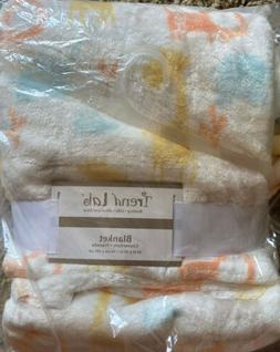 Trend Lab Animal Print Baby Blanket
