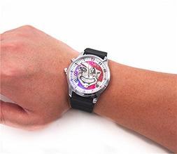 Anime Tokyo Ghoul Kaneki Ken Mask Cosplay LED Light Watch Ne