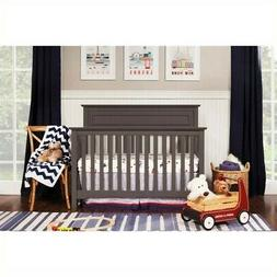 Autumn 4-in-1 Convertible Crib, Slate