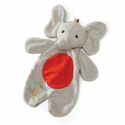 Baby GUND Flappy the Elephant Lovey Plush Stuffed Animal Bla
