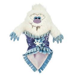 Disney Babies Yeti Plush Doll and Blanket - Small - 10''