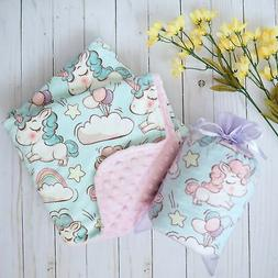 Baby & Toddler Blanket - The Magical Unicorn