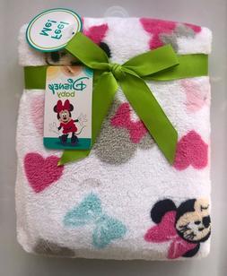 'Disney Baby' Baby Blanket 30 x 40– Choose Simba, Pooh
