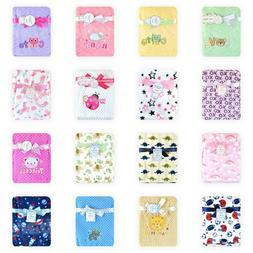 """Baby Blanket - 30"""" x 40"""" Ultra Soft Plush Fleece Blanket for"""