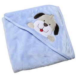 Feibi Baby Blanket,Animal Hooded Receiving Blanket, 0-12 mon