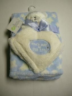 """Baby Blanket & Security By Baby Gear, """"Thank Heaven For Litt"""