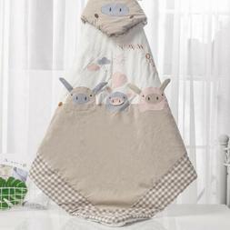 Baby Blanket &Swaddling Newborn Thermal Soft Fleece Solid Be
