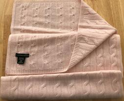 Sofia Cashmere Baby BlanketBrand New**100% Authentic*