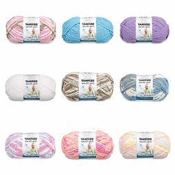 Bernat Baby Blanket Big Ball 10.5 oz 220 Yards - Color Assor