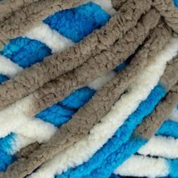 Bernat Baby Blanket Big Ball Yarn  Little Royales