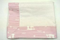 Baby Blanket Deer Bambi Thumper Can Be Personalized Double S