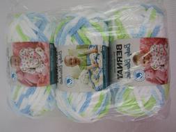 BERNAT Baby Blanket  - Funny Prints