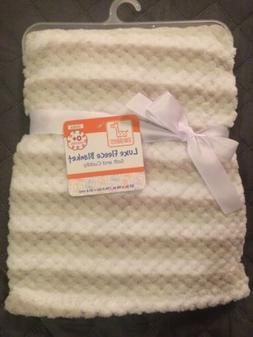 Swiggles Baby Blanket Lovey Dark Gray Light Gray White Strip