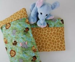 Baby Blanket New Hand Made W Pillow Pillow Case Plush Toy El