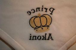 Baby Blanket Personalized Monogrammed for girl or boy- very