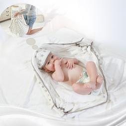 Baby Blanket Portable Baby Nest Bed for 0-6Month Baby Travel