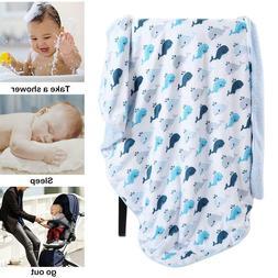 Baby Blanket Sleeping Bag Air Mat Infant Bath Towel Cover To