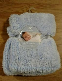 ADIRONDACK Baby Blanket Warm Fluffy Soft Infant Lovey Toddle