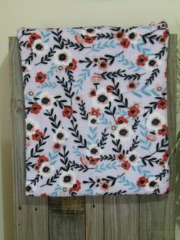 Baby blanket-Wild flowers-Funky babyz,Australian made