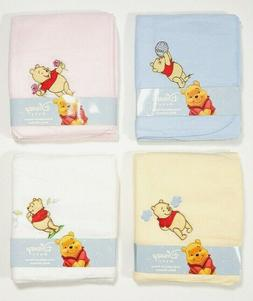 BABY BLANKET Fleece Girls Boys Disney Pink Blue Yellow White