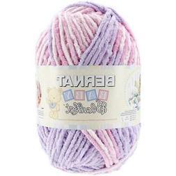 Bernat Baby Blanket Yarn, 10.5 Ounce, Pretty Girl, Single Ba