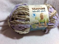 Bernat Baby Blanket Yarn 10.5oz Skein Color Little Lavender