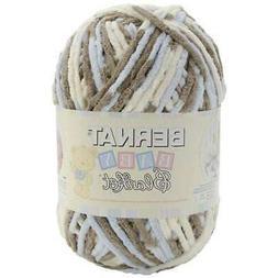 Bernat  Baby Blanket Yarn -  Super Bulky Gauge  - 10.5 oz -