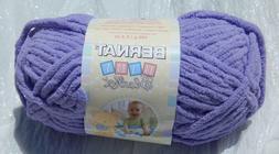 Bernat Baby Blanket Yarn, 3.5 Ounce, Lilac, Single Ball