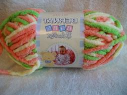 Bernat Baby Blanket Yarn, 3.5 Ounce, Little Sunshine, Single