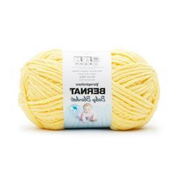 Bernat Baby Blanket Yarn Big Ball - 10.5 oz - Buttercup