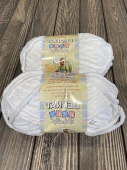 Bernat Baby Blanket Yarn Lot of 3 - LITTLE COSMOS