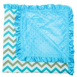 Baby Blankets, Swaddle Newborn Receiving Minky, Blanket for