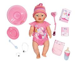 Baby Born Interactive Girl Doll
