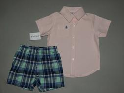 Baby boy clothes, 5T, Carter's shirt/shorts/SEE DETAILS ON S